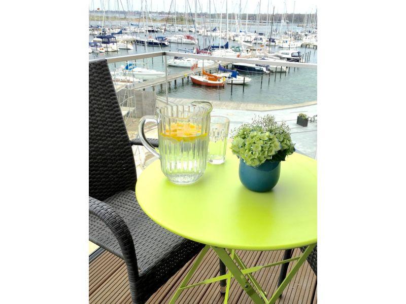 """Ferienwohnung Ostsee - Appartement """"Pier 77"""" im Strand Resort"""