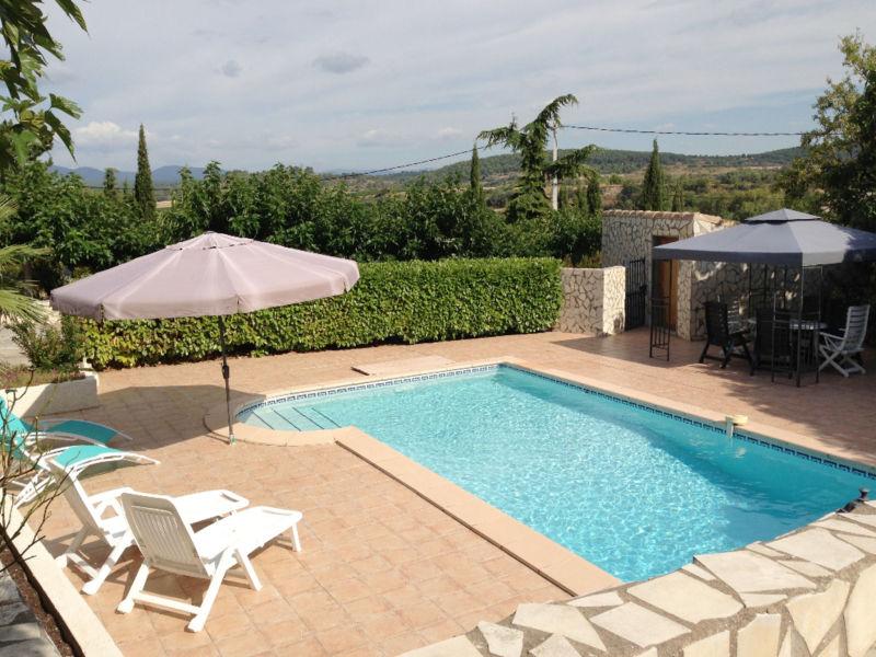 Villa Au Mas de Saint Vincent