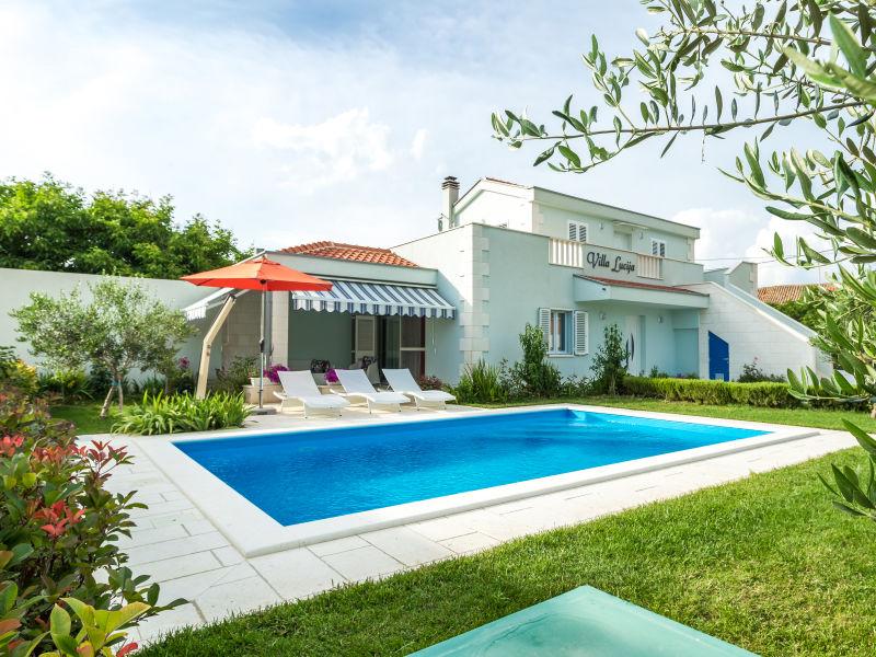 Ferienhaus Villa Lucija