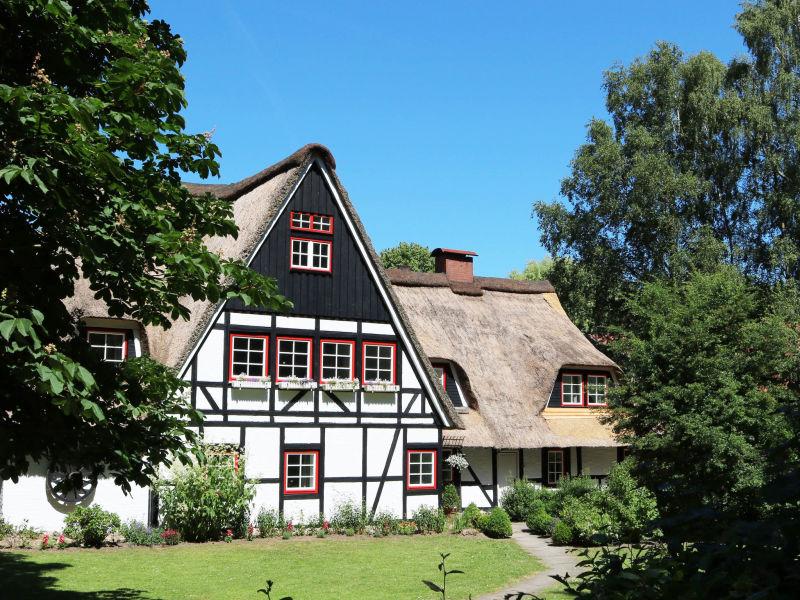 Ferienwohnung Kutscherhaus / Johann Jan und August