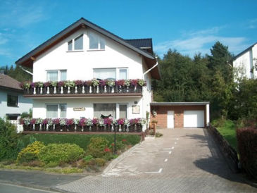 "Holiday apartment Right at the forest ""Haus Tanneneck"""
