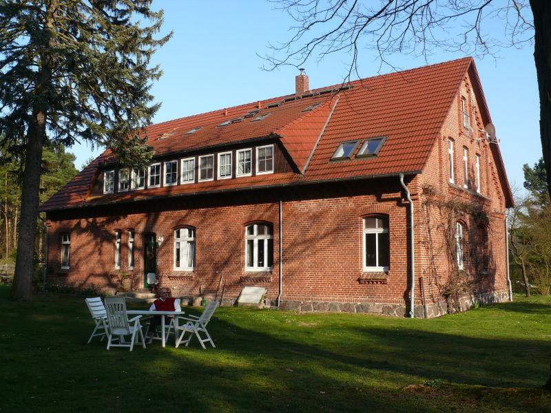 Ferienwohnung Forsthaus in Biestorf