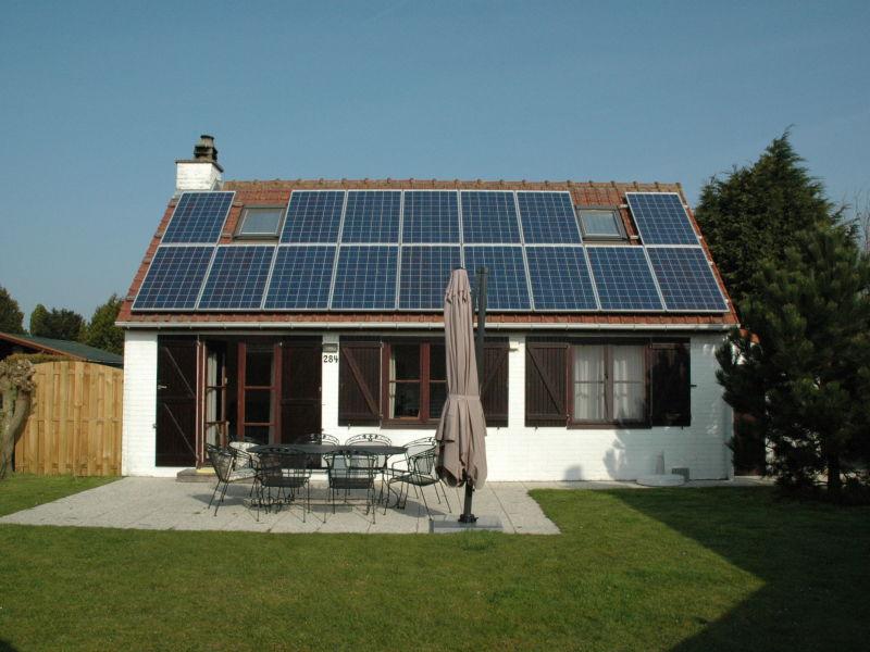Ferienhaus Zeewind II - huis 284