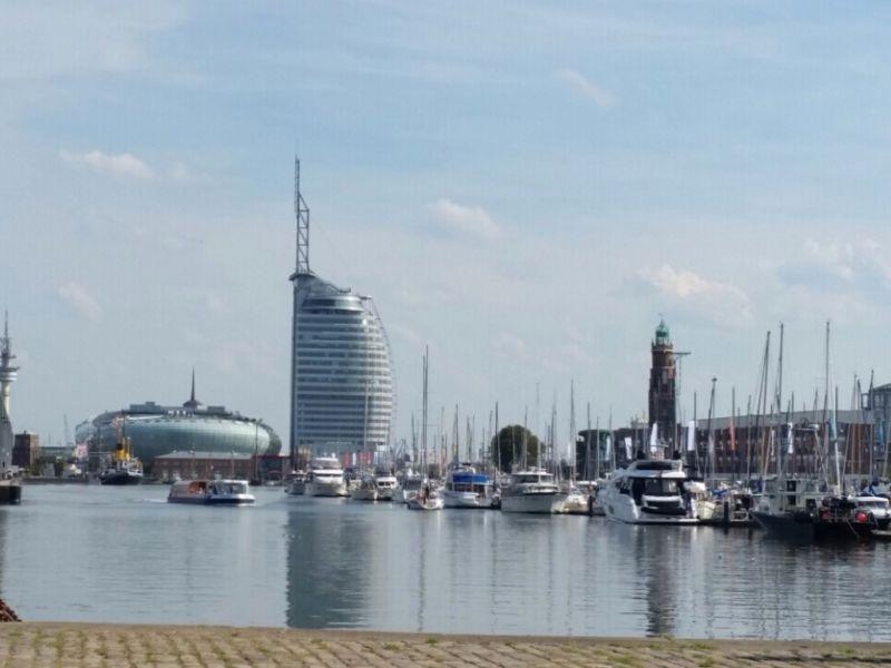Ferienwohnung Neuer Hafen in Bremerhaven