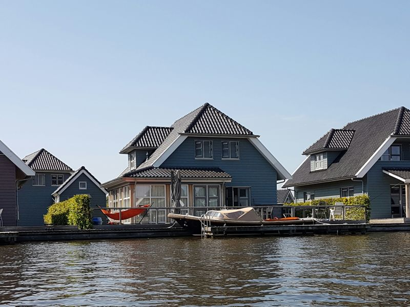 Villa Friesland  am Sneekermeer