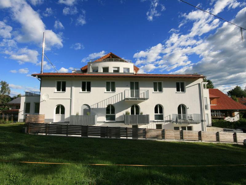 Ferienwohnung Penthouse im Chalet am Breitenberg