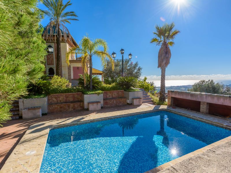 Ferienhaus Moorish Panorama