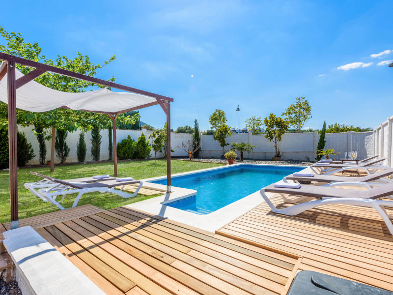 Holiday house Wonderful Malaga