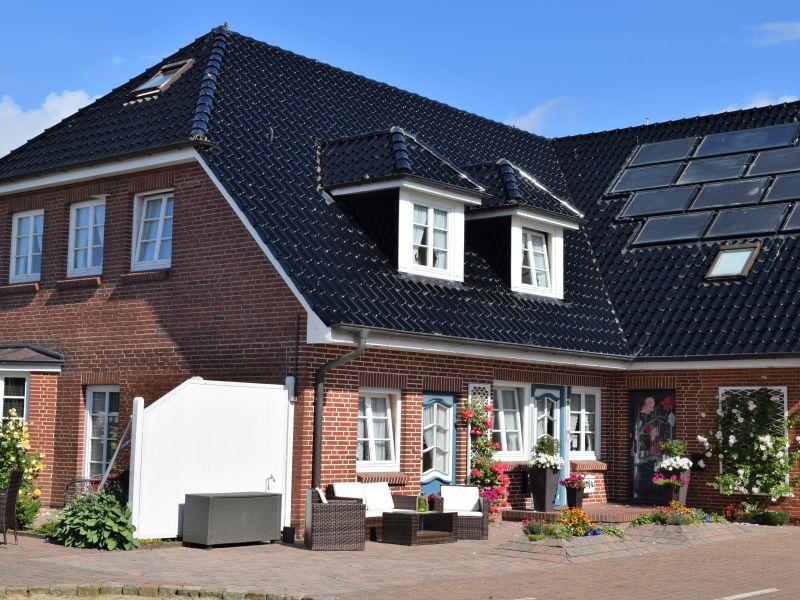 """Ferienwohnung 5 """"Freie Sicht"""" Das Nordsee-Gesundheitshaus 1"""