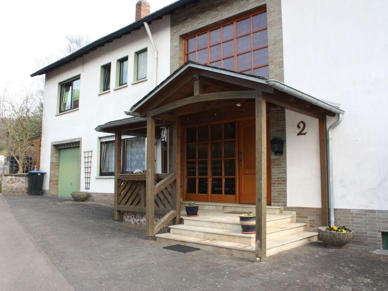 Ferienwohnung Eifel Mosel Haus Kraemer