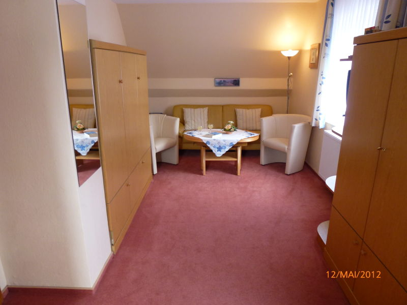 Apartment 1 im Gästehaus Müller