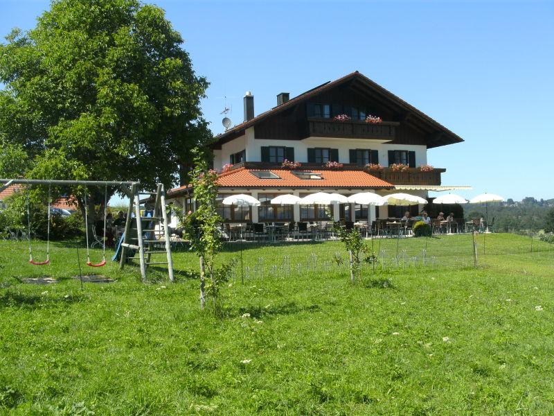 Ferienwohnung Gästehaus-Café Habersetzer