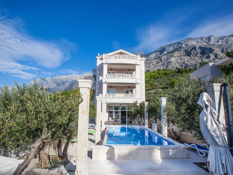 Ferienwohnung Villa Katarina App.3