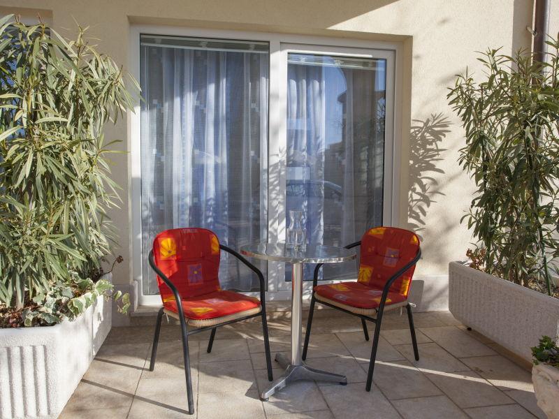 Ferienwohnung Villa Alma App.2