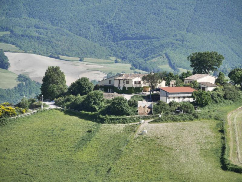 Ferienwohnung Colle del Lupo