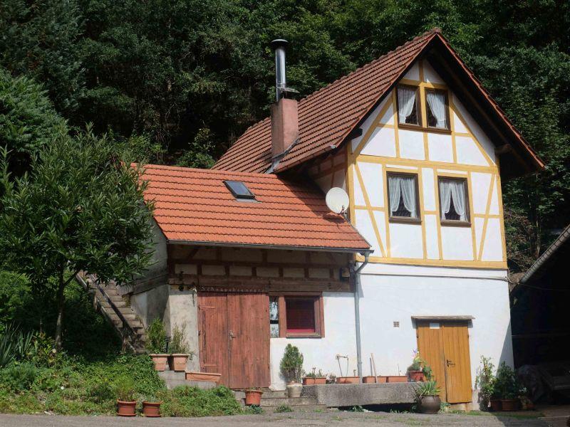 Ferienhaus Hasenhof -Speicherhäusle