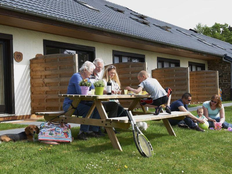 Ferienhaus Sapinière Type E