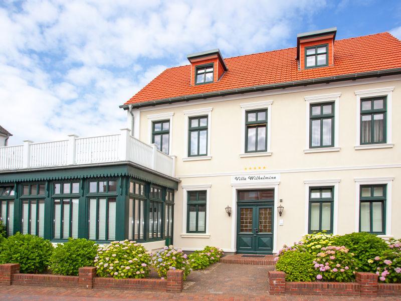 Ferienwohnung Engeline in der Villa Wilhelmine