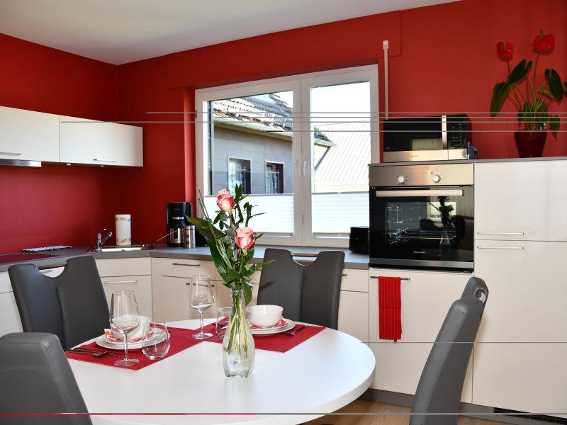 Holiday apartment Eifellounge Premium