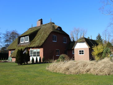 Ferienwohnung Landhaus Deichgraf, Wohnung Strandhafer