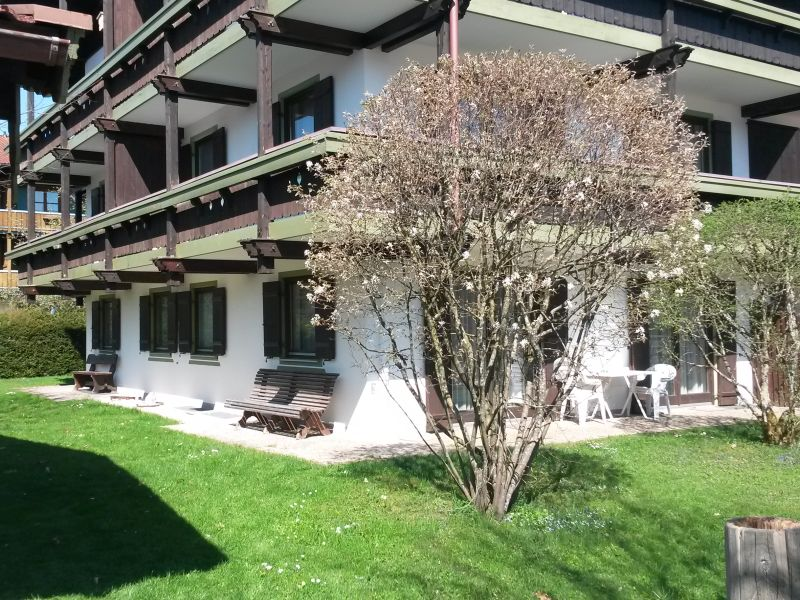 Holiday apartment Georgs Wohnung Inzell