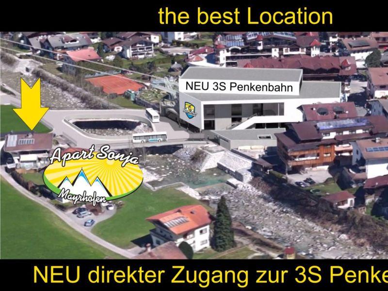 Ferienwohnung Apart Grünberg Mayrhofen