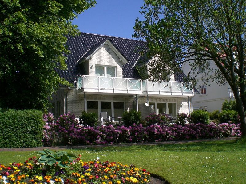 Apartment Parkoase 1, exklusive Wohnung mit Terrasse