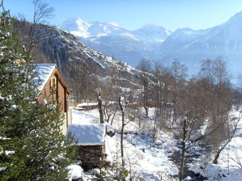 Ferienhaus Chalet Ranfji