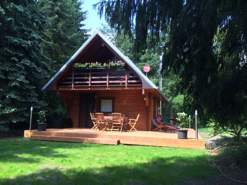 Ferienhaus Balkenvilla Kolberg