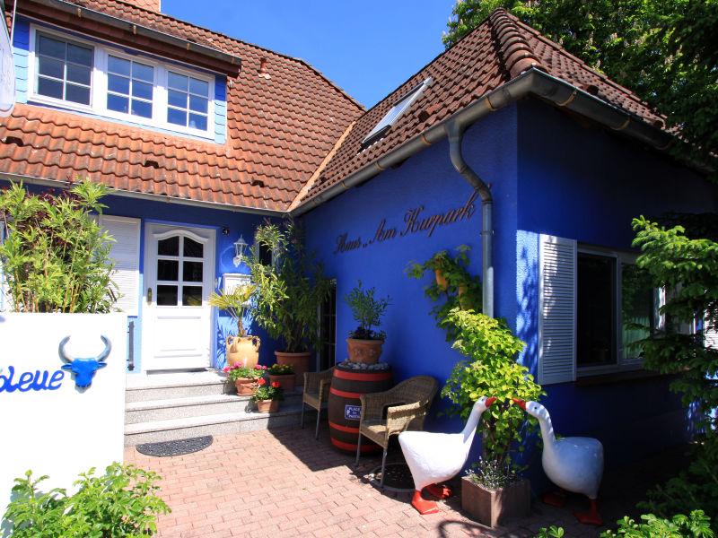 Haus am Kurpark -Ferienwohnung Nina
