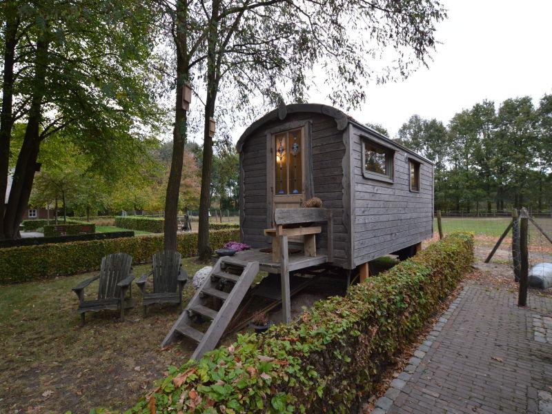 Cottage Pipowagen 't Oventje