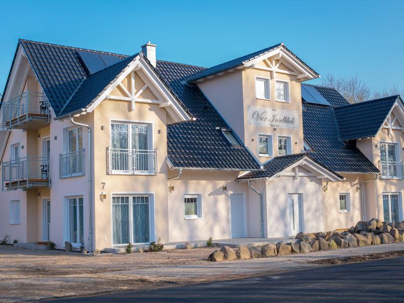 Villa Vier Inselblick - Ferienwohnung Rügen