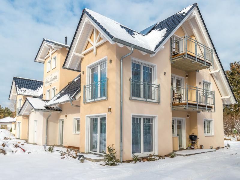 Villa Vier Inselblick - XXL Ferienwohnung