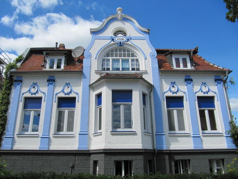 Ferienhaus Villa Romantica Lenzen