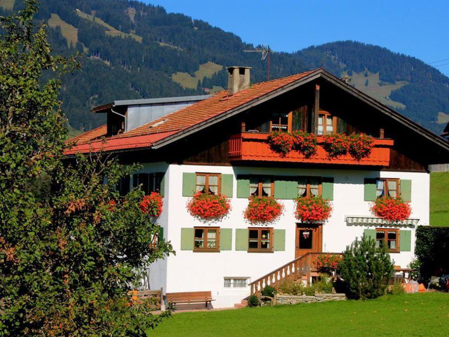 Landhaus Eibeler in Obermaiselstein - Sommer