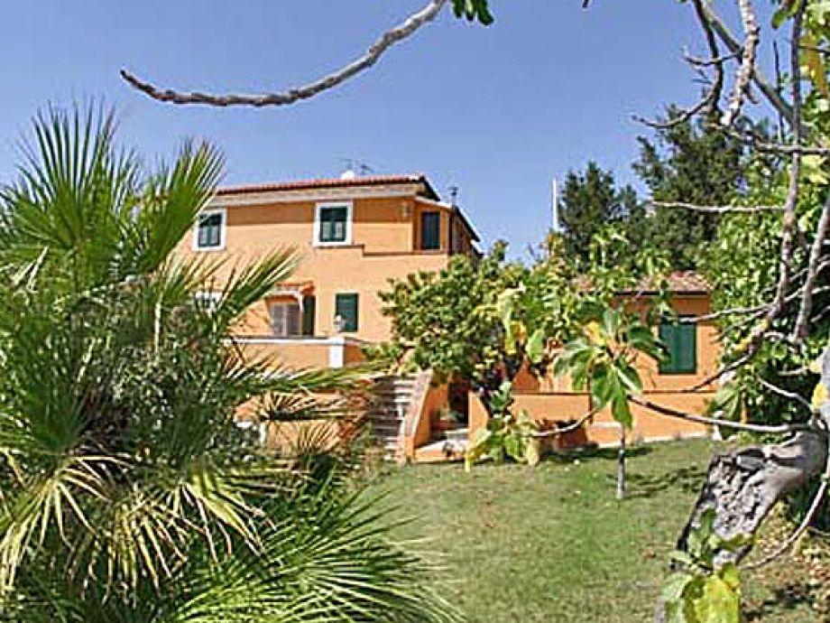 Außenaufnahme Il Palazzo Sogni