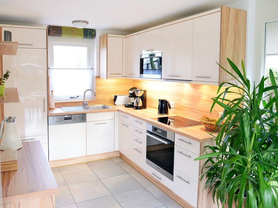 Die Einbauküche mit Miele-Geräten