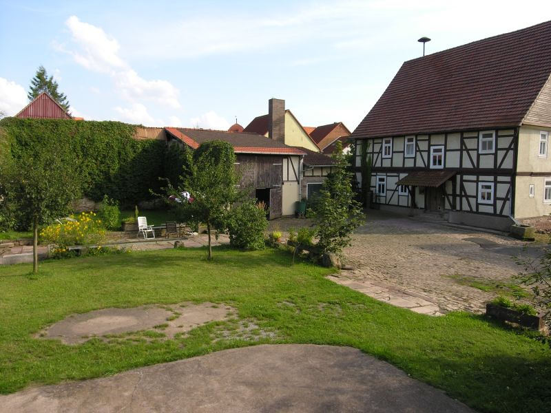 Ferienhaus Hof an der Diemel