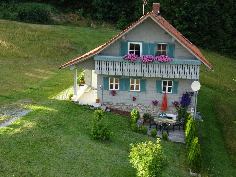 Ferienwohnung im Landhaus am Schimmelbach