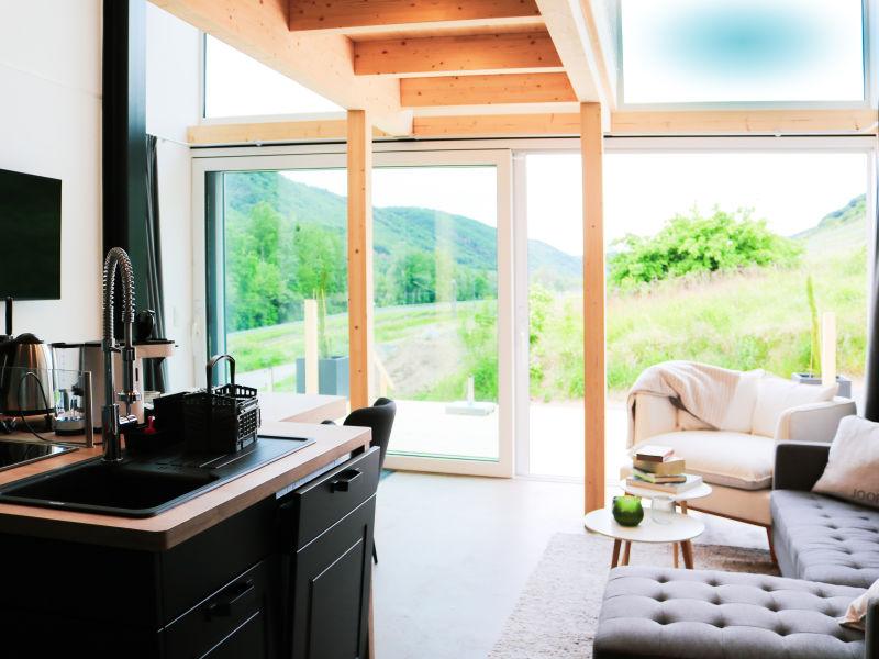 Design-Ferienhaus Chalet Mitte