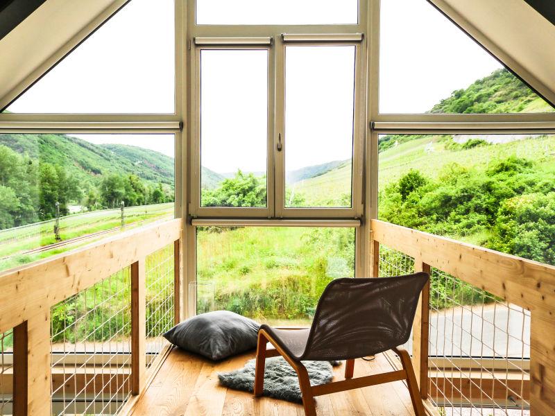 Design-Ferienhaus Chalet Berg
