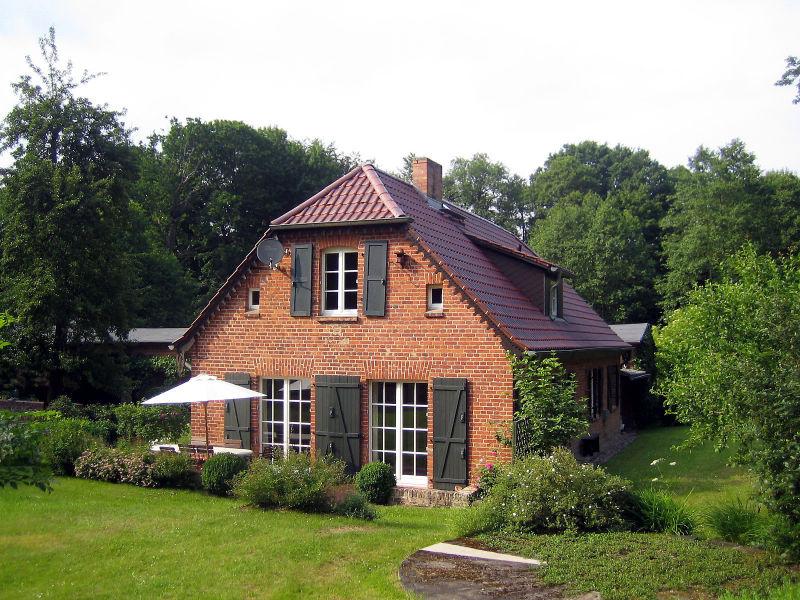 Ferienhaus Alte Försterei Zerwelin