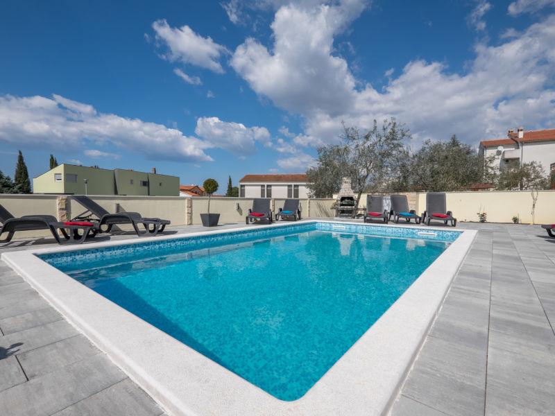 Ferienwohnung in der Villa Colonia - Meerblick AP2