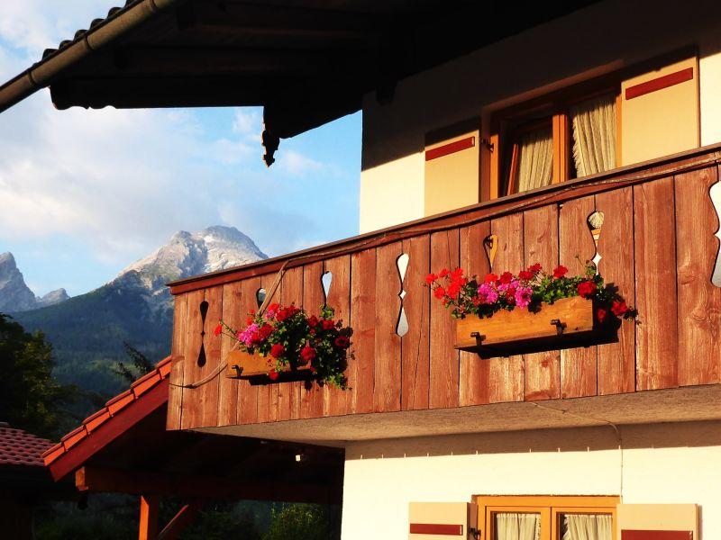 Ferienwohnung Untersberg