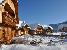 Chalet 10 individual timber chalets