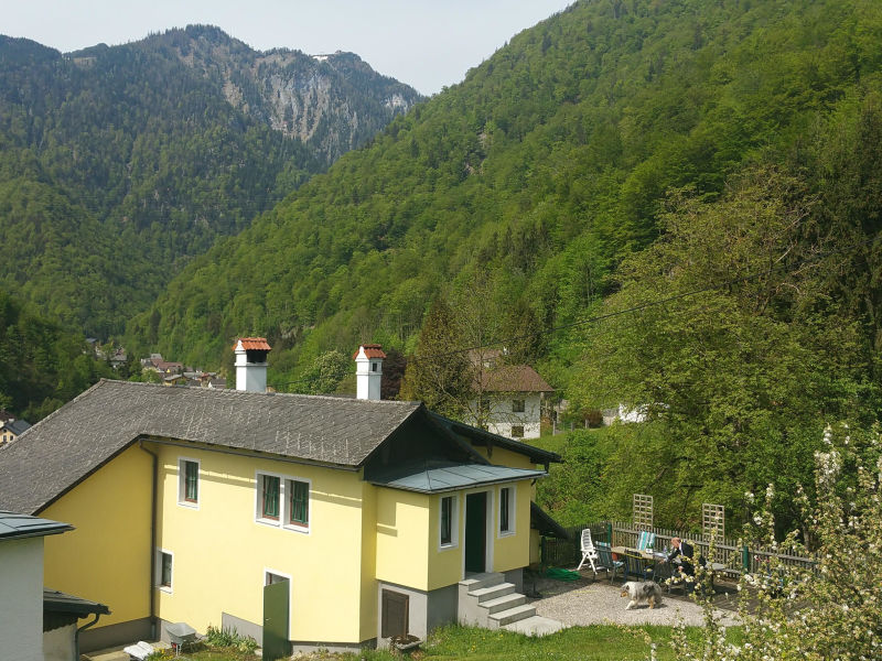 Holiday house Sonnstein House in Ebensee on the Traunsee