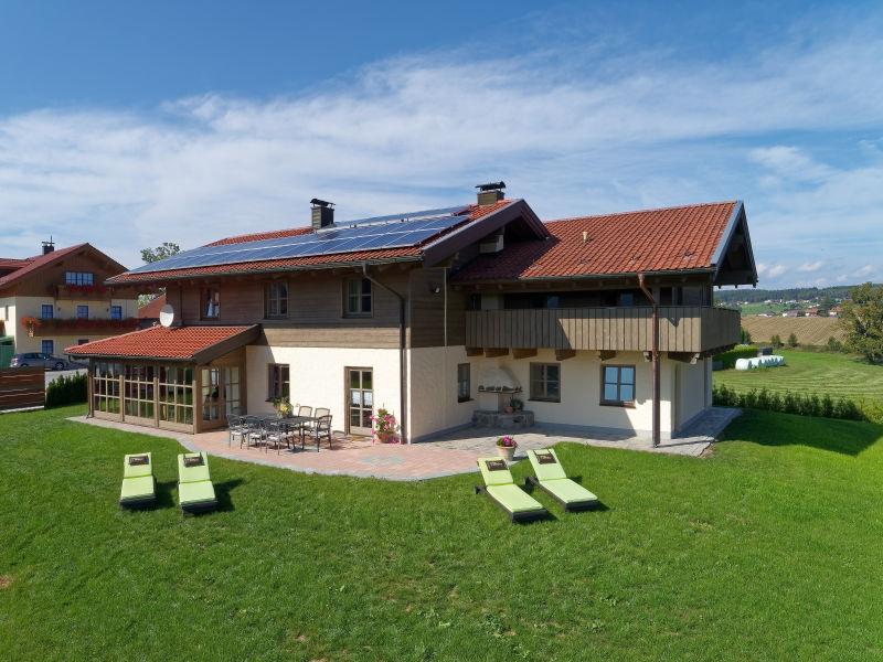 Ferienhaus Hoamat