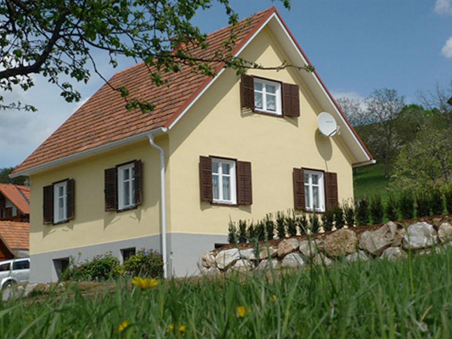 Das Ferienhaus am Meißlberg