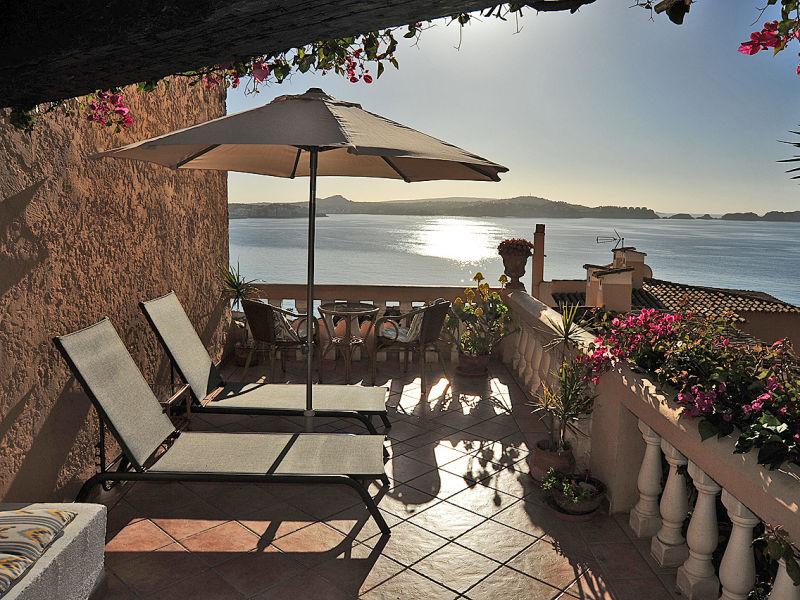 Ferienwohnung in Paguera - Cala Fornells 2730