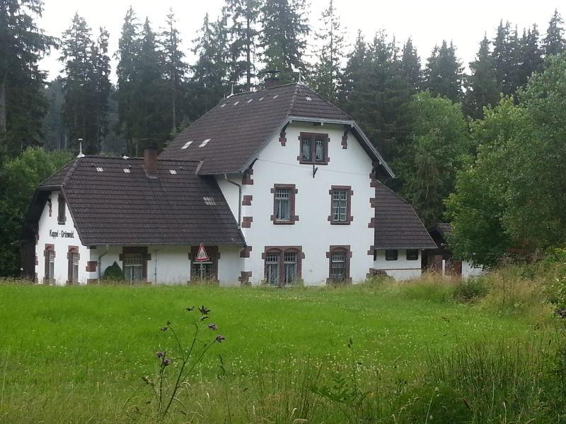 Ferienwohnung Bahnhof Kappel-Grünwald
